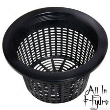"10 Pack 10"" Inch Mesh Net Pot Bucket Lid for 5 GALLON BUCKETS GUARANTEED TO FIT"