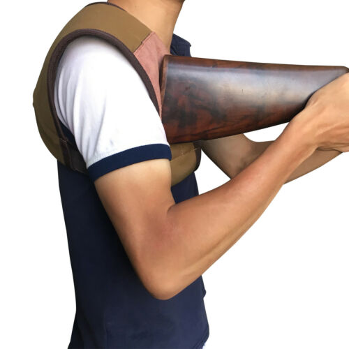 Tourbon Field Shield Recoil Shoulder Pad Cushion Protection Clay Target Shooting