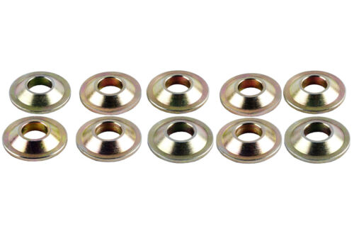 M10 Metric Misalignment Spacers Washer for use with Rod Ends 10x Pack