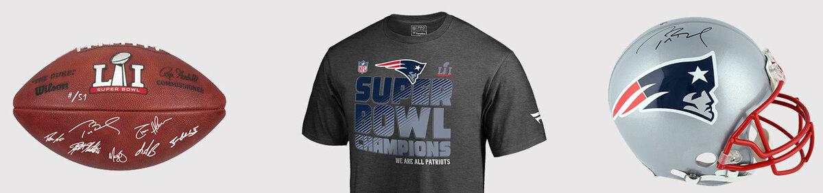 New England Patriots NFL Fan Apparel & Souvenirs