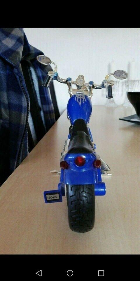 Andet legetøj, legetøjs motor cykel, ukendt