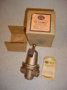 new water or air cash acme 1 2 e41 series 3 pressure regulating valve 11250 ebay. Black Bedroom Furniture Sets. Home Design Ideas