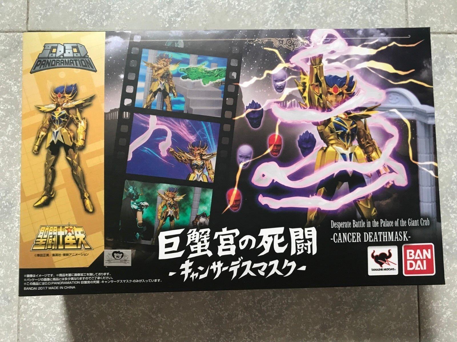 Bandai D.D. Panoramation Cancer Death Mask Saint Seiya Cavalieri dello Zodiaco