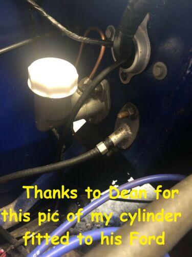 MASTER CYLINDER Ford Consul Cortina 113E Brake Clutch
