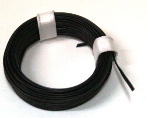 L210/5-NE Beli Beco Cavo elettrico bipolare NERO 5 metri misure: 0.05 mmq.