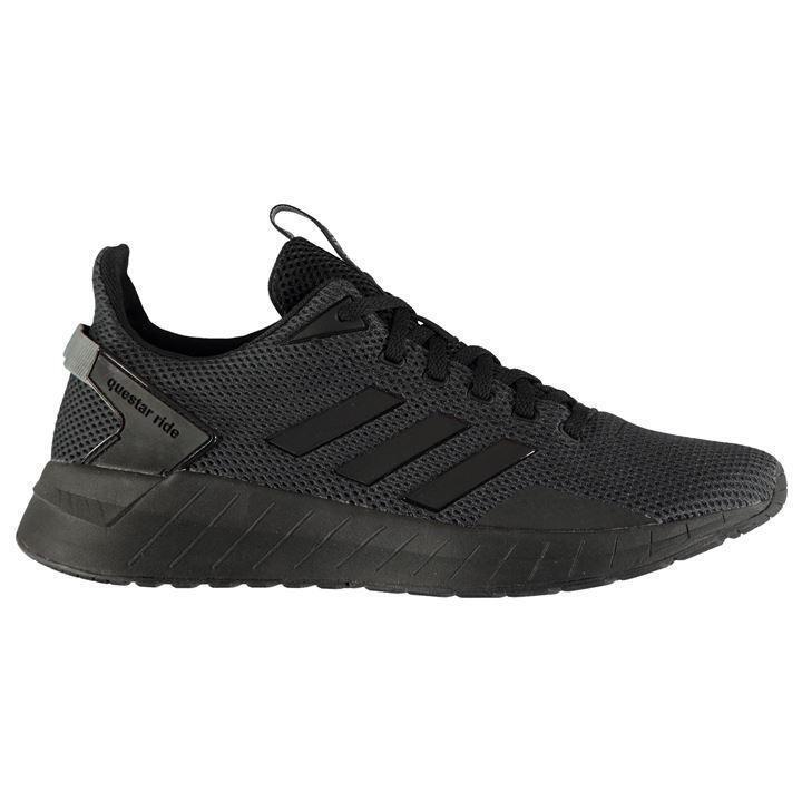 Adidas Questar Ride Hommes Baskets UK 6 Us 6.5 Eu 39.1/3 Ref 1027 =