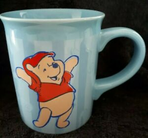 Winnie The Pooh Mug Cup Disney Store Wake Up And Smell The Coffee