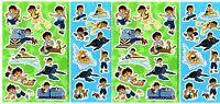4 Sheets Go Diego Go Scrapbook Stickers Turtle Scuba