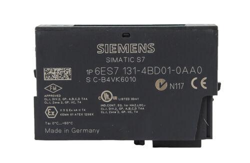 Siemens Simatic s7 6es7131-4bd01-0aa0 e3 6es7 131-4bd01-0aa0 New