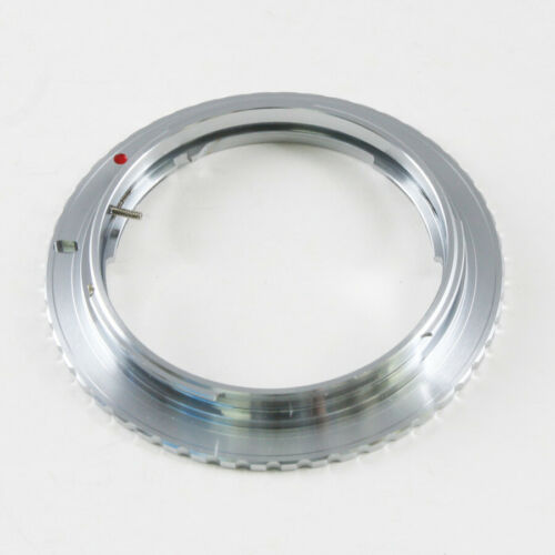 Olympus OM Lens to Canon EOS EF mount Adapter 5D II III 50D 6D 60D 650D 70D 700D
