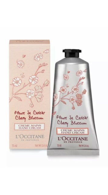 L'Occitane Cherry Blossom Hand Cream 75ml