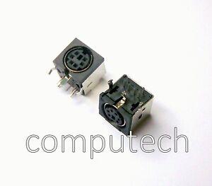 10P R a Mini Din PCB Montaggio Presa