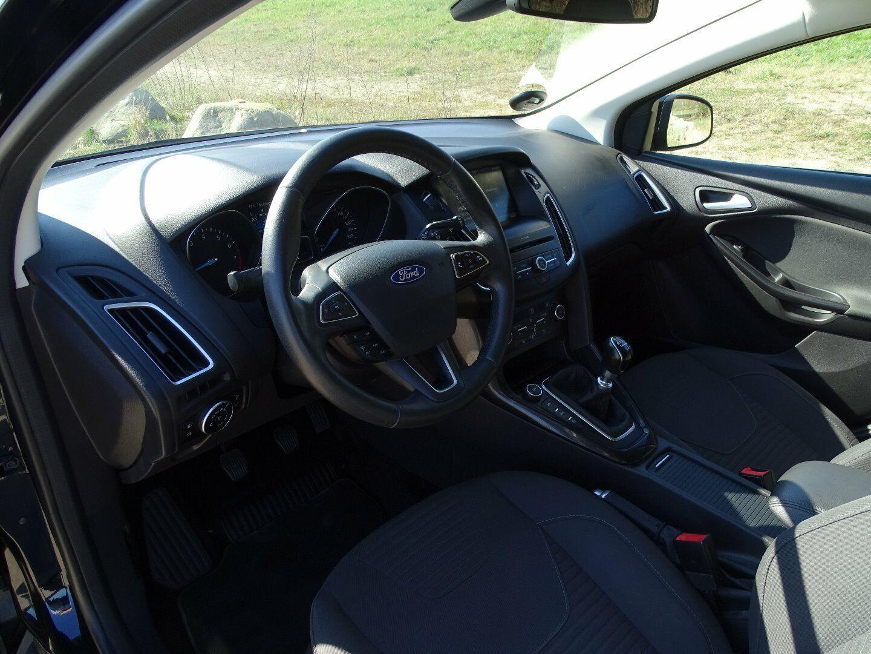 Ford Focus 1,5 SCTi 150 Titanium stc. - billede 6