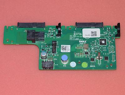 NHDXG Dell Poweredge R730XD Rear Flex Bay 2.5/'/' SFF HDD Backplane w// Cables US