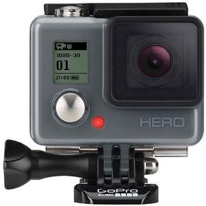 GoPro-HERO-Camcorder-Gray-NEW-BUT-OPENED-BOX