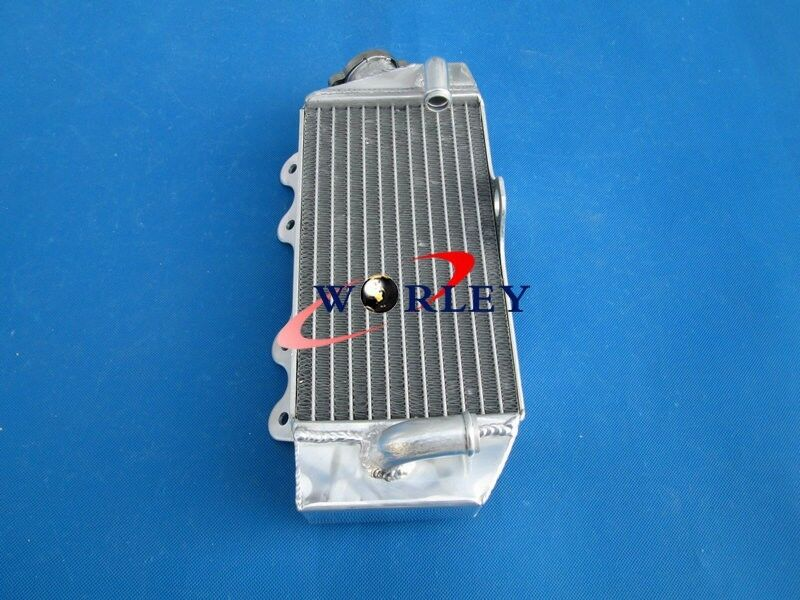Aluminum Radiator for 2002-2011 Yamaha YZ85 YZ 85 2009 2008 2007 2006 2005 2004