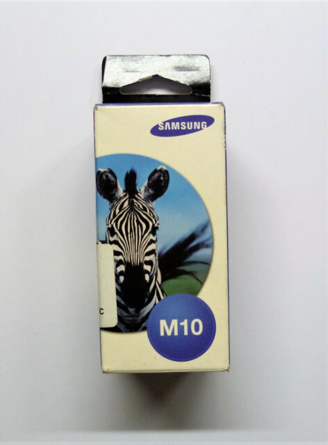 Original Samsung Ink-M10 schwarz für FX-4000 FX-4100 4105 4200 SF-3000 3200 o.V.