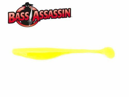 "Gummifische Bass Assassin Sea Shad 5/"" 10g 13cm Zander Gufi Köder Hechtgummi USA"