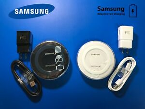 OEM-Samsung-Wireless-Fast-Charge-Pad-For-Note-9-8-5-s9-s7-s8-iPhone-8-X-XS-Max