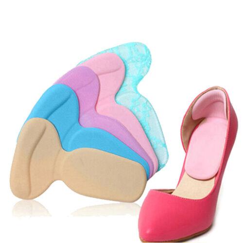 T-shape insoles high heel shoe pad insole non slip sponge cushion foot protectOS