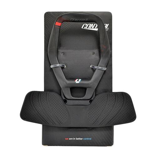 Controltech Sirocco mini clip-on Carbon Aerobar Time Trial//Triathlon Stem Mount
