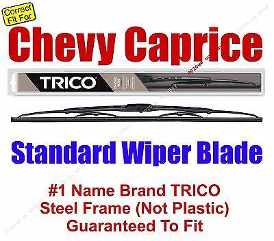 1978-1988 Chevrolet Monte Carlo Goodyear Hybrid Style Wiper Blade Set of 2