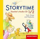 Storytime 1 / 2. Audio-CD (2013)