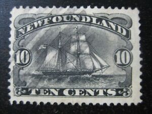 NEWFOUNDLAND-Sc-59-scarce-used-stamp-SCV-60-00