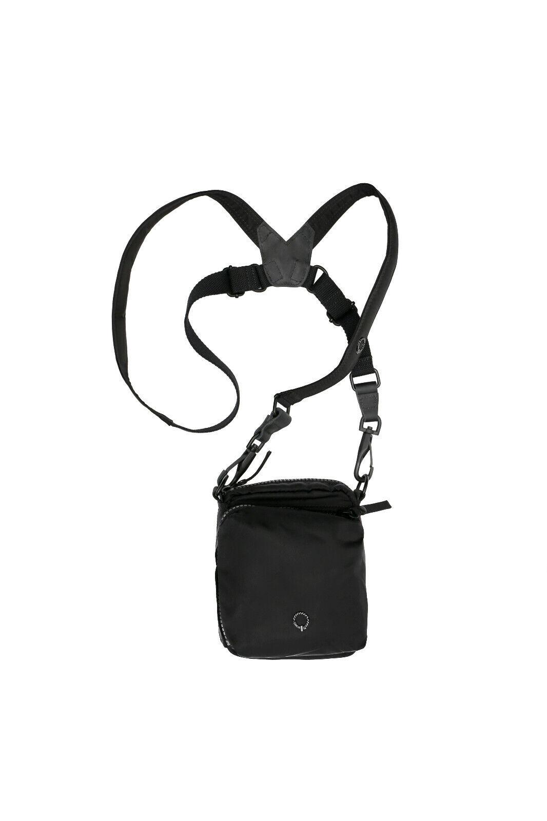 Stighlorgan Callahan Holster Bag In Black HD210D Nylon. Cross Body Chest Rig