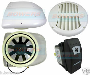 12V-LOW-PROFILE-POWERED-MOTORISED-ROOF-FAN-AIR-VENT-EXTRACTOR-MOTORHOME-DOG-VAN