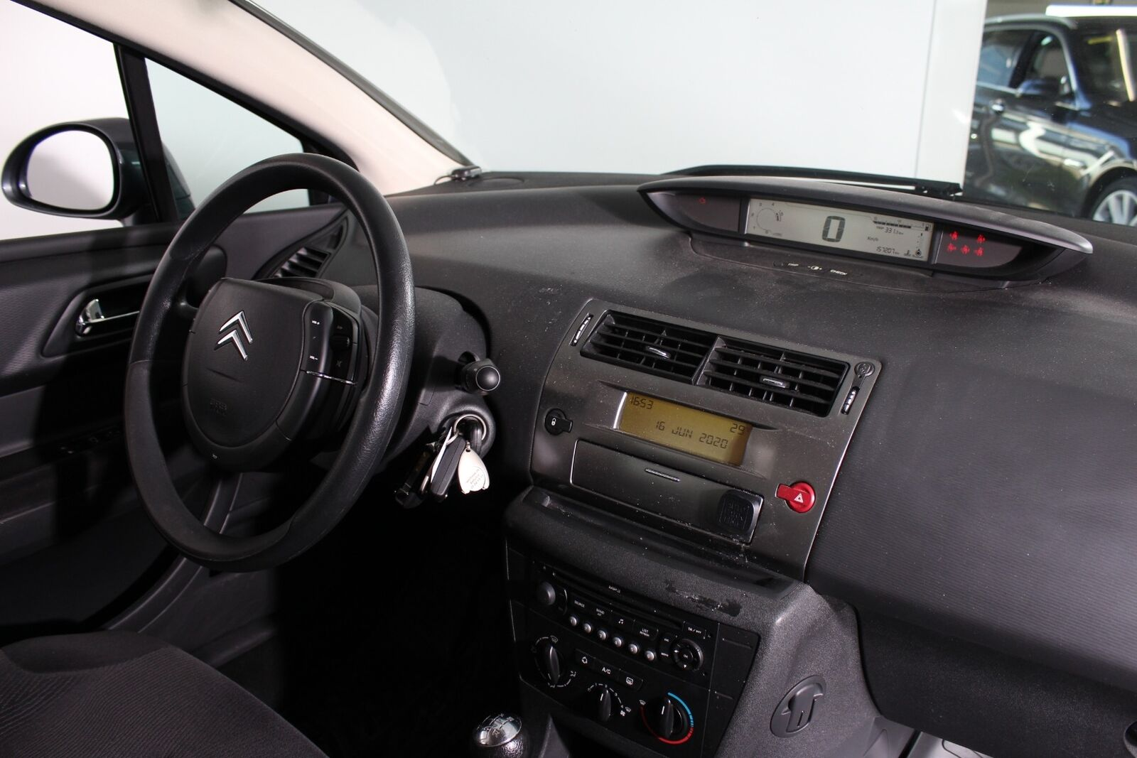 Citroën C4 1,6 HDi 110 SX