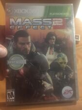 Brand New!!! Mass Effect 2 Platinum Hits (Xbox 360, 2010) Factory Sealed!!!