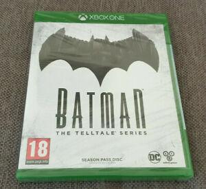 GIOCO-Xbox-One-Microsoft-BATMAN-dell-039-eloquente-SERIE-Season-Pass-Disc-NUOVO-SIGILLATO