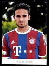 Nikola Jelisic  Autogrammkarte Bayern München II 2014-15