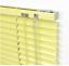 Gardinia-tenda-veneziana-80x240-cm-in-alluminio-colore-limone-bianco-e-vaniglia miniatura 6
