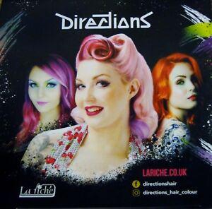 89-ml-100-ml-6-18-Original-Directions-Haarfarbe-Toenung-von-La-rich-039-e