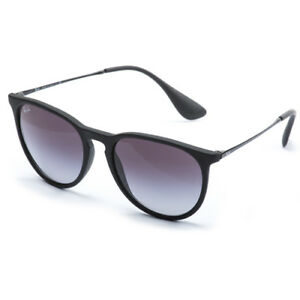Ray-Ban Erika Classic Sunglasses 54mm (Black   Gray Gradient)   eBay 4dac07a96a