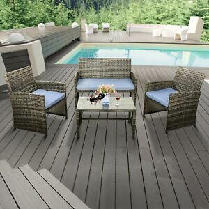 4PCS-Patio-Sofa-Set-Outdoor-Wicker-Furniture-Garden-Rattan-Sectional-Blue-Set
