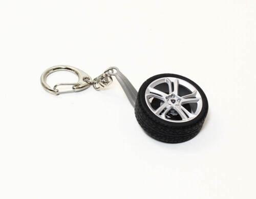 Autoart Lamborghini Tire-Rim Keychain