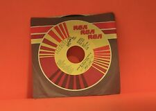 """MEAT LOAF - (GIVE ME THE FURNITURE WITH A) MODERN GIRL - PROMO  - 7"""" SINGLE 45 Z"""