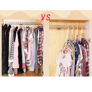Image Is Loading Clothing Rack Clothes Hook Wonder Closet Organizer Space