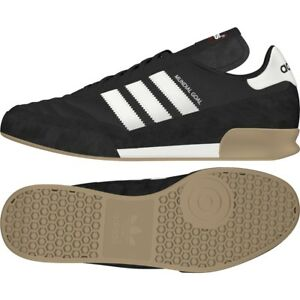 reputable site 347df 5126c Image is loading Men-039-s-Soccer-Shoes-Football-adidas-Mundial-