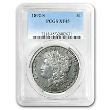 1892-S Morgan Dollar XF-45 PCGS - SKU #58617