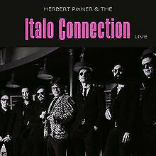 Live-2CD-DVD-von-Herbert-Pixner-The-Italo-Connection-CD-Zustand-gut
