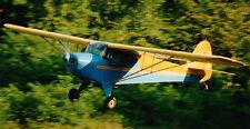 1/8 Scale 1941 Taylorcraft Plans,Templates, Instructions