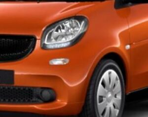 Details About Basf Oem Touch Up Paint For Smart 2640 Edb Lava Orange Metallic