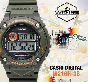 Casio-Standard-Digital-Watch-W216H-3B