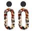 Acrylic-Geometric-Earrings-Statement-Charm-Dangle-Vintage-Punk-Earrings-For-Girl thumbnail 65