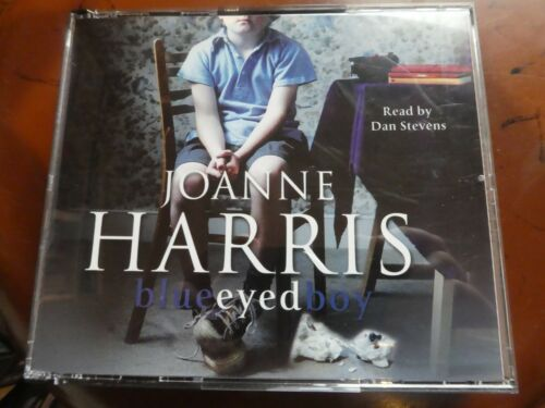 1 of 1 - Blueeyedboy by Joanne Harris (CD - Audio Book, 2010) gb4