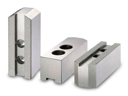 """MASTER STD SOFT STEEL JAWS 400mm 15-16/"""" DIA Chucks--25.5 mm groove"""